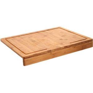 PLANCHE A DÉCOUPER Planche à découper rebord en bambou