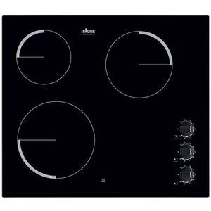 PLAQUE VITROCÉRAMIQUE  FAURE FEV6131FBA Table de cuisson vitrocéramique-3