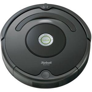 ASPIRATEUR ROBOT iRobot Roomba 676 Aspirateur robot sans sac sans f