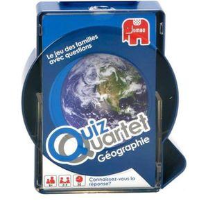 QUESTIONS - REPONSES Quiz Quartet - Géographie