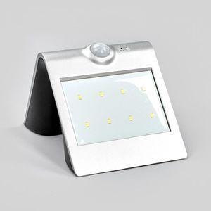 APPLIQUE EXTÉRIEURE Jolie applique d extérieur LED Adela, solaire. ‹› ddac49771a1c
