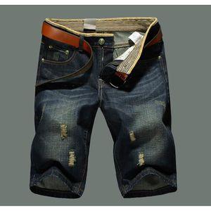 Jean Cinquième Short Jeans Pour Homme Court Droite En D'été 7bfy6g