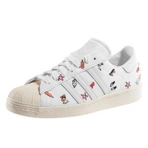 BASKET adidas Femme Chaussures / Baskets Superstar 80s W