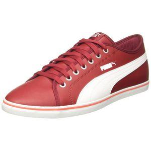 Sneakers Taille V2 Sl white Puma Women's Black L5ZMD Elsu 37 qxp4YxnWw8