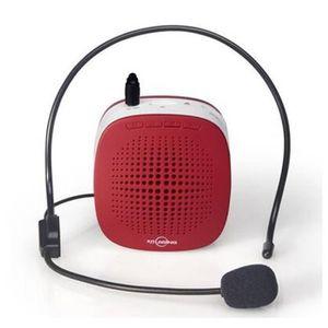 ENCEINTE NOMADE Mini amplificateur de voix Support de haut-parleur
