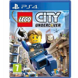 JEU PS4 LEGO City Undercover Jeu PS4 + 2 LED Light Bar Ski