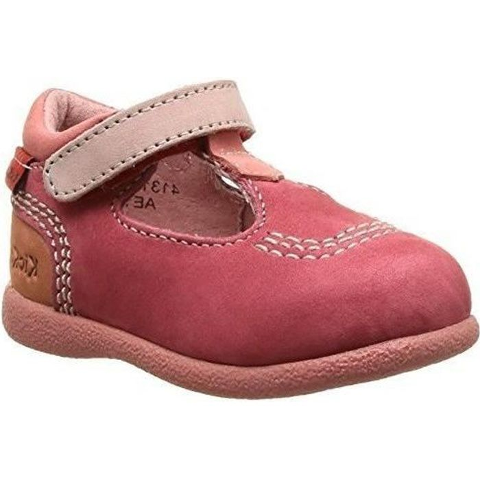 Chaussures kickers bebe fille