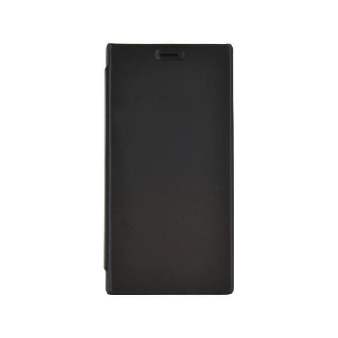 WIKO Etui folio pour Wiko Selfy 4G - Noir