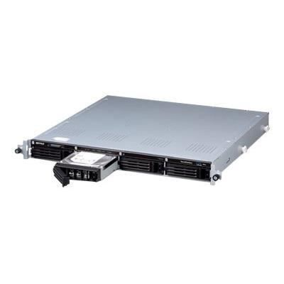 BUFFALO Serveur NAS TeraStation 1400 - 4 Baies - 12 To - rack-montable - SATA 3Gb/s - RAID 0, 1, 5, 6, 10, JBOD - RAM 512 Mo