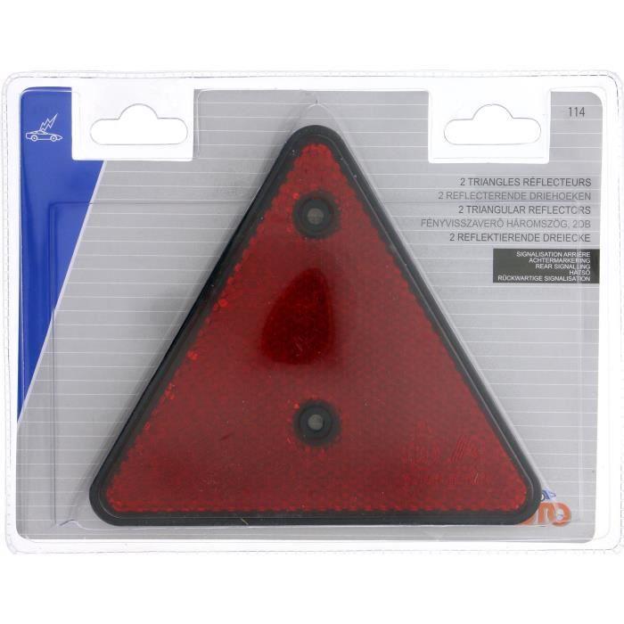 ELOTO Triangle réflecteurs pour signaliastion arrière