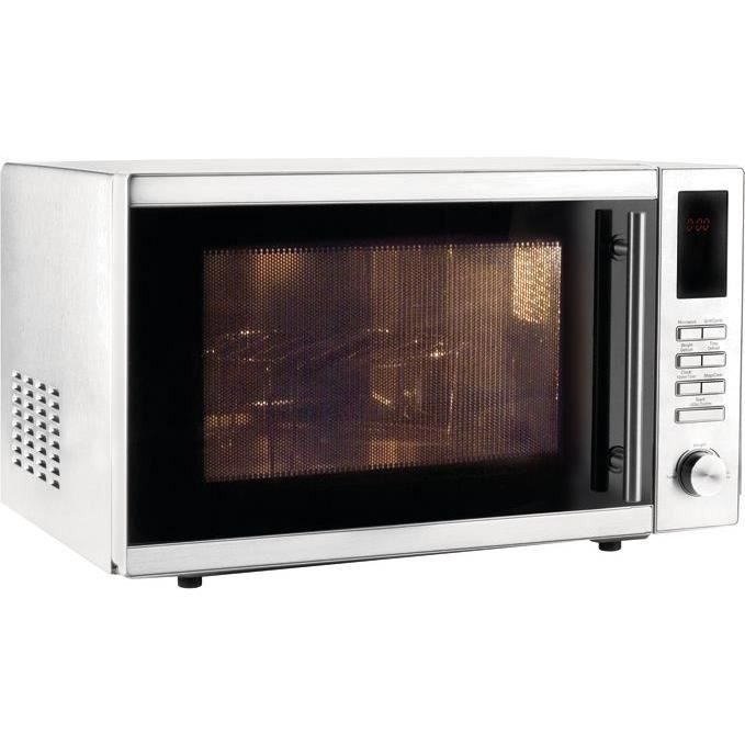 Four micro ondes 23l + grill 1000W
