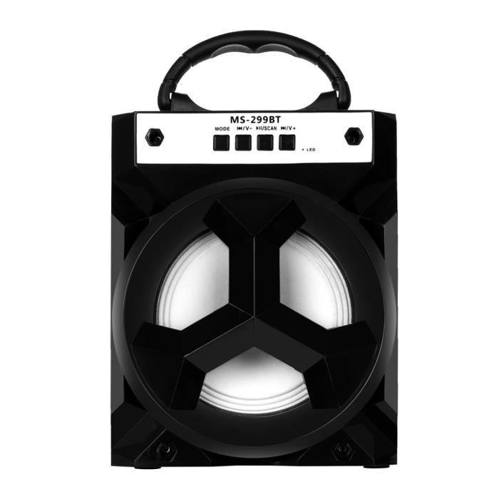 Extérieur Haut-parleur Portable Bluetooth Stéréo Sans Fil Super Bass W - Radio Usb Tf Fm Speaker449