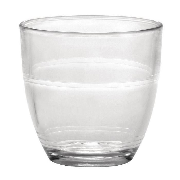 verre a eau duralex achat vente pas cher. Black Bedroom Furniture Sets. Home Design Ideas
