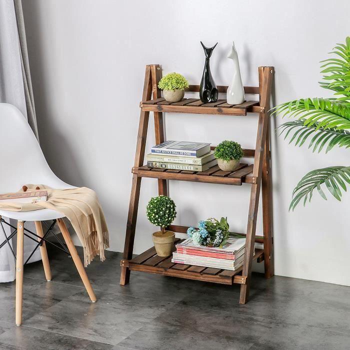 Etagere jardin pour plantes - Achat / Vente pas cher