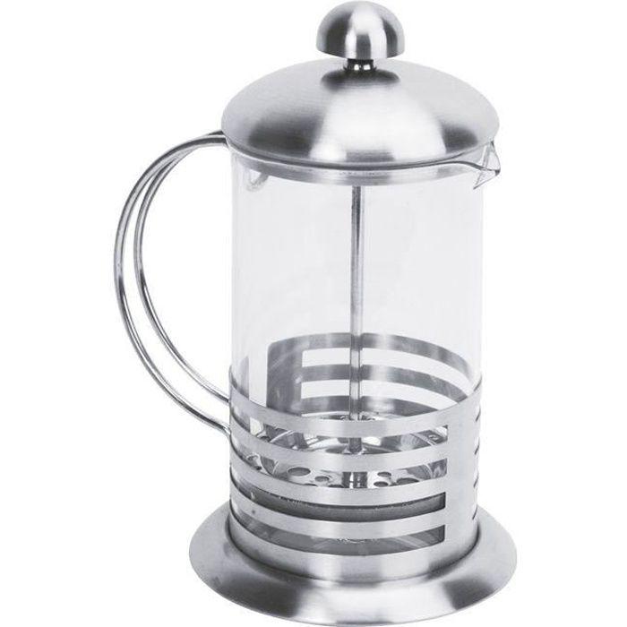 Cafetière Piston 600ml rayures EQUINOX - Achat / Vente cafetière ...