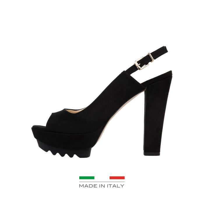 Versace - sandales - Noir Noir - Achat   Vente sandale - nu-pieds ... 3422e8797f5