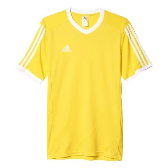 outlet store 563b1 50d99 ADIDAS TABE 14 Maillot homme - Jaune