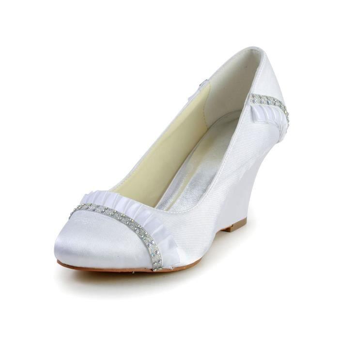 Jia Jia Wedding 1217510 chaussures de mariée mariage Escarpins pour femme