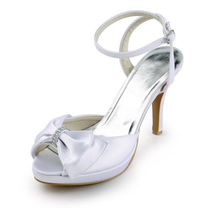 d37dcf20fd3fab Jia Jia Wedding 37068 chaussures de mariée mariage Escarpins pour ...