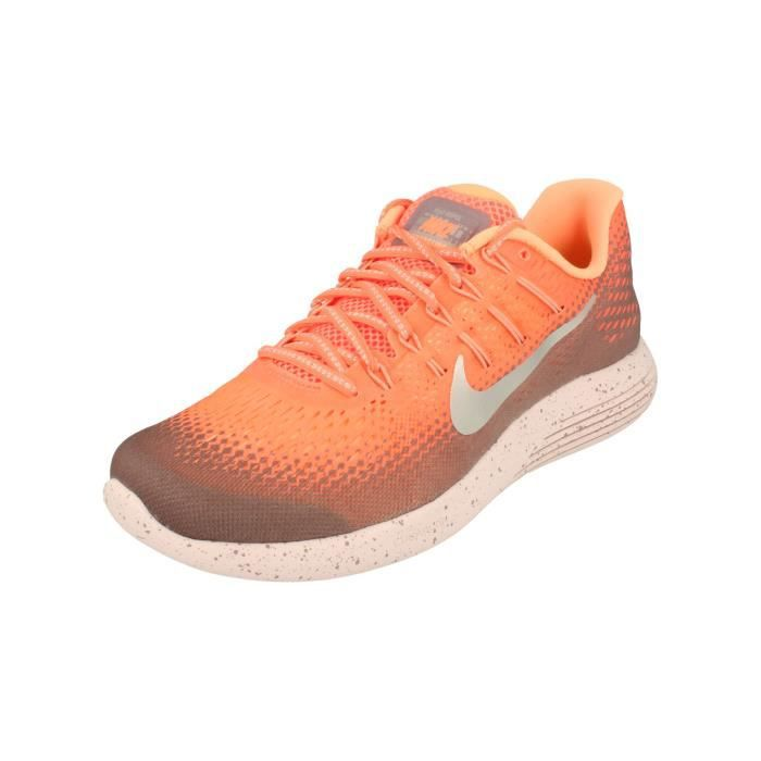 Sneakers Chaussures Femme 849569 Running Lunarglide Shield 8 800 Trainers Nike 01Pqw8q