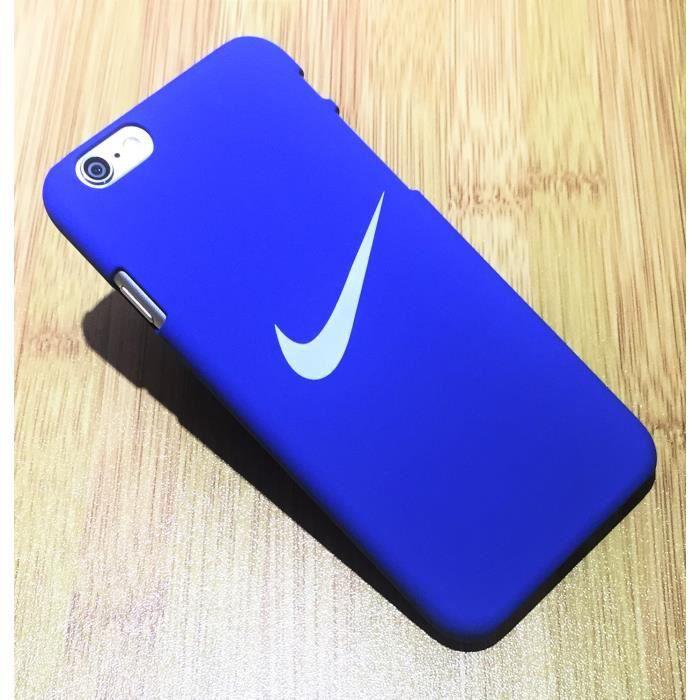 coque iphone 8 bleu cobalt