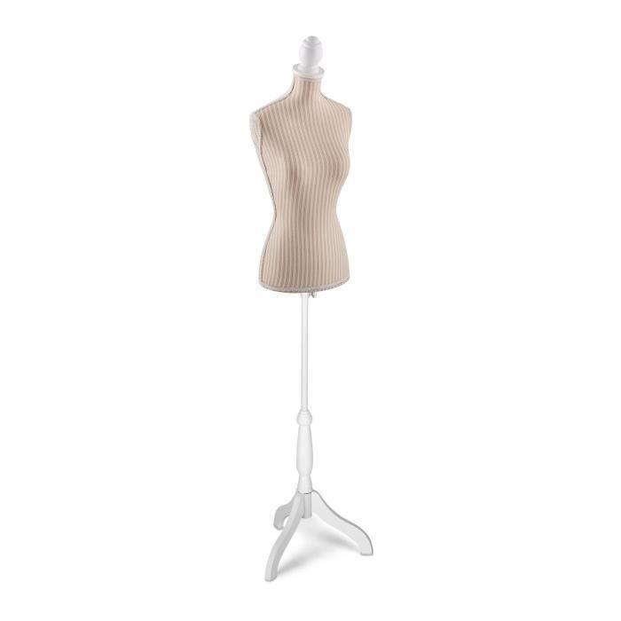 mannequin couture reglable achat vente pas cher. Black Bedroom Furniture Sets. Home Design Ideas
