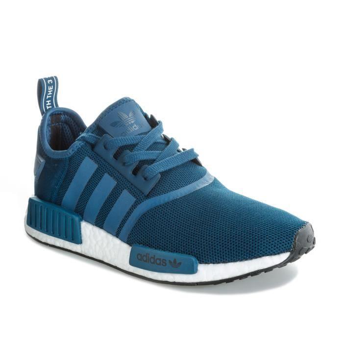 Baskets En Bleu Adidas r1 Homme Nmd Pour 4Aj5qcRL3