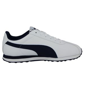Homme Puma Chaussures TURIN Sneakers Blanc Mode xRRIn4Wwq