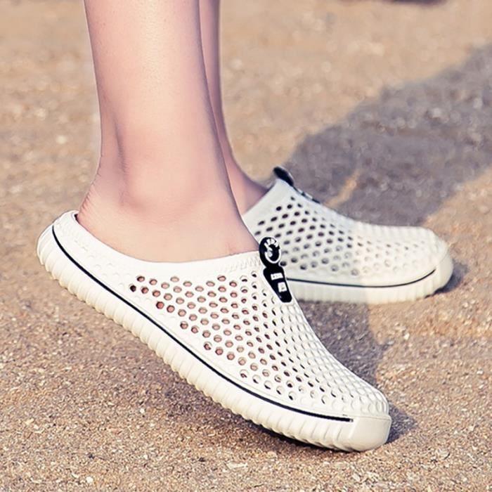 Printemps - été Chaussures style britannique Sandales de femme