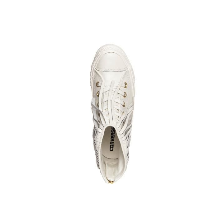 Converse Comnerse Chuck Taylor All Star Fringe Salut Sneaker Mode O0K87 Taille-41