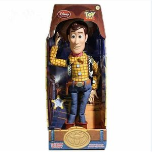 POUPON DJY Toy Story Woody Figure 43cm jouets parlants PV
