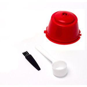 SERVICE À THÉ - CAFÉ Capsules réutilisables réutilisables de capsules d