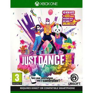 JEU XBOX ONE Just dance 2019 jeu Xbox one