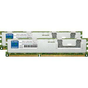 MÉMOIRE RAM 8Go (2 x 4Go) DDR3 1600MHz PC3-12800 240-PIN ECC R