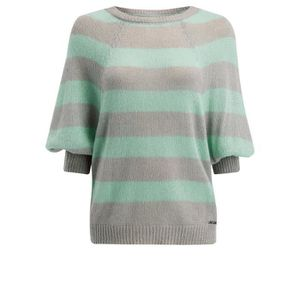 4afd0bc98a PULL Pull rayé Mohair Femmes 3QSSKG Taille-40