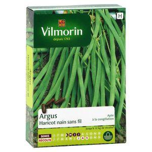 GRAINE - SEMENCE VILMORIN Haricot Argus Boîte - 100g
