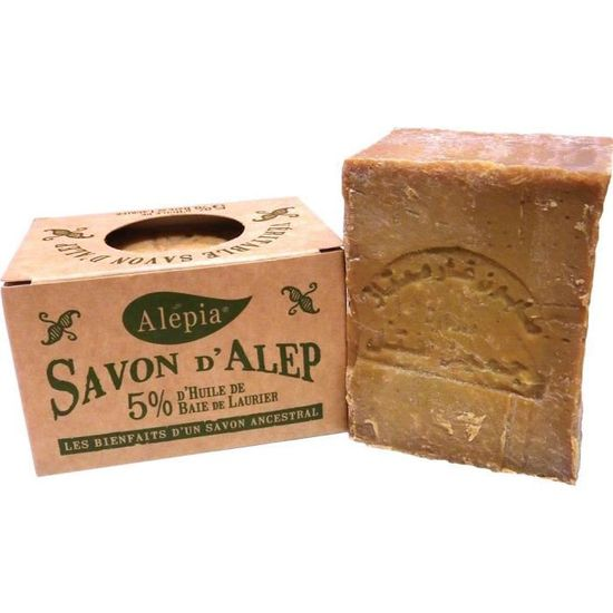 savon d'alep 80
