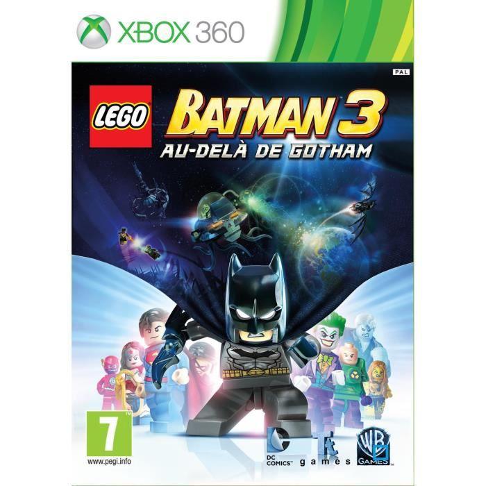 Lego batman 3 au del de gotham jeu xbox 360 achat vente jeu xbox 360 lego batman 3 gotham - Jeux lego batman 2 gratuit ...