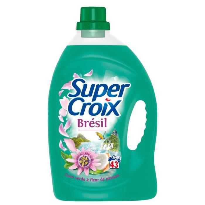 SUPER CROIX Lessive liquide Brésil - 3L