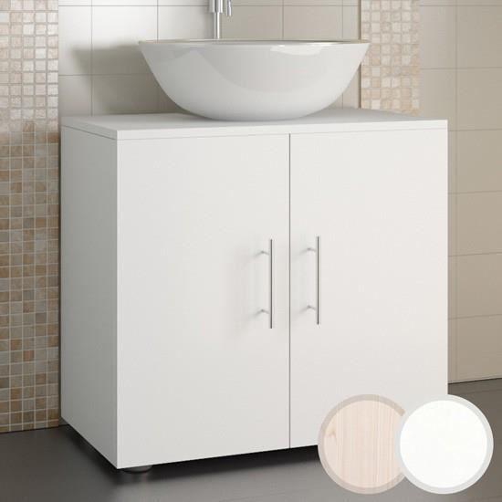 meuble sous lavabo beige achat vente meuble sous. Black Bedroom Furniture Sets. Home Design Ideas