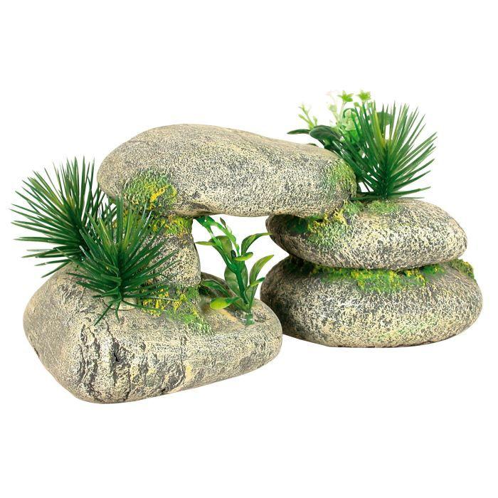 d coration aquarium dolmen 20 cm zolux achat vente d co artificielle d coration aquarium. Black Bedroom Furniture Sets. Home Design Ideas