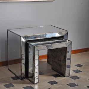 table de nuit baroque achat vente table de nuit. Black Bedroom Furniture Sets. Home Design Ideas