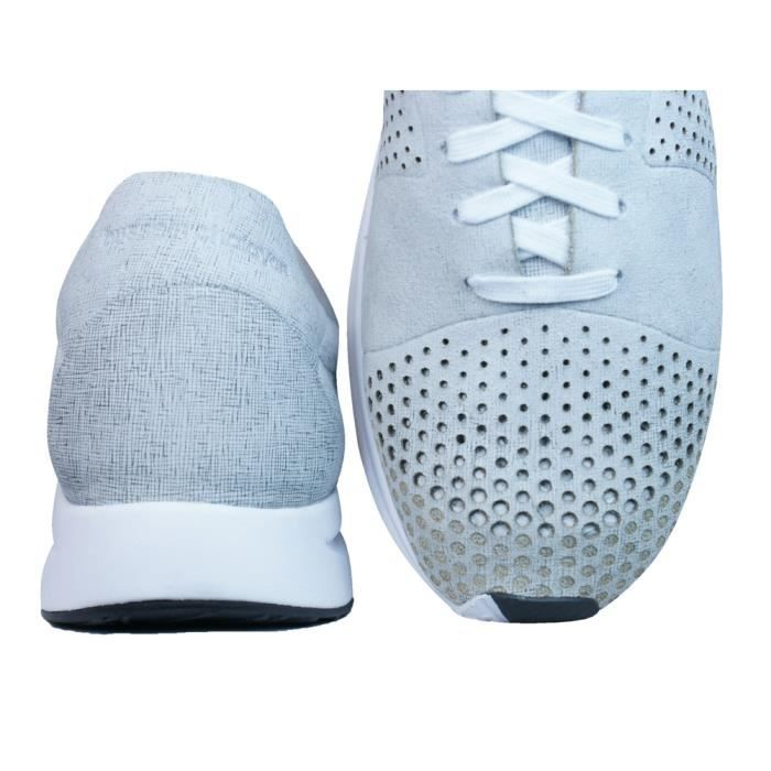 Puma Hussein Chalayan Haast Leather Baskets Hommes Gris 7.5