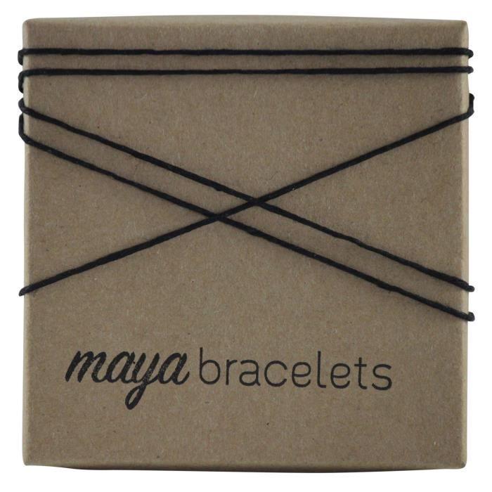 Charms femmes et perles élastiques Multilayer Bracelet Par Mayabracelets ZZSAJ