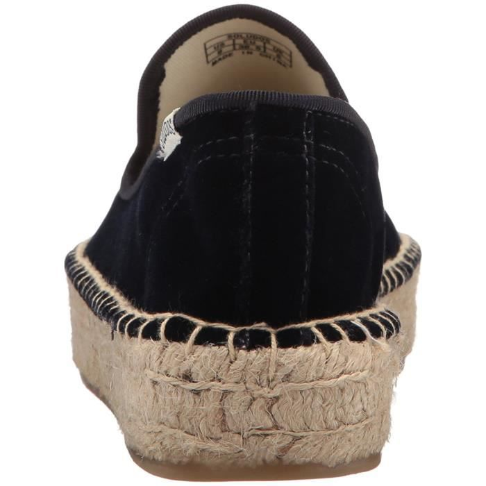 Femmes Soludos Chaussures Loafer