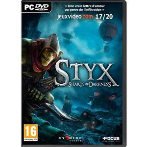 JEU PC Styx Shards Of Darkness Jeu PC