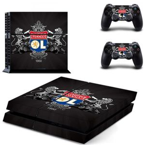 CONSOLE PS4 Sticker-decal Autocollant Ps4 - football OL