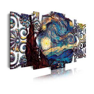 TABLEAU - TOILE Dekoarte 425 - Tableau moderne sur toile monté sur