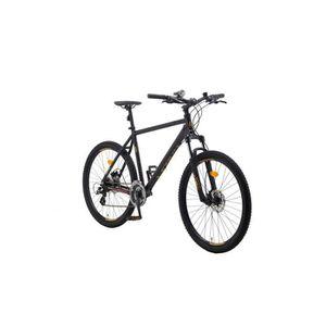 VTT LERUN Vélo VTT cadre alu 27.5 - 24 vitesses Shiman