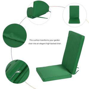COUSSIN DE CHAISE  Coussin de chaise maxi Green 42 * 55 * 5 cm